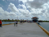 277 dock in Cozumel